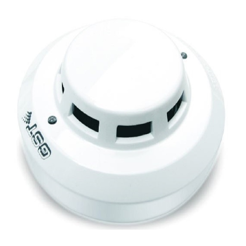 FREE SHIPPING THE SAME DAY GST I-9102 PHOTOELECTRIC SMOKE DETECTOR